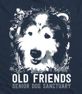 Leo Shirts - Old Friends Senior Dog Sanctuary