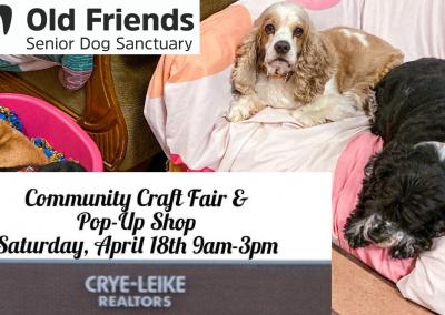 Crye-Leike Community Craft Fair & Pop Up Shop